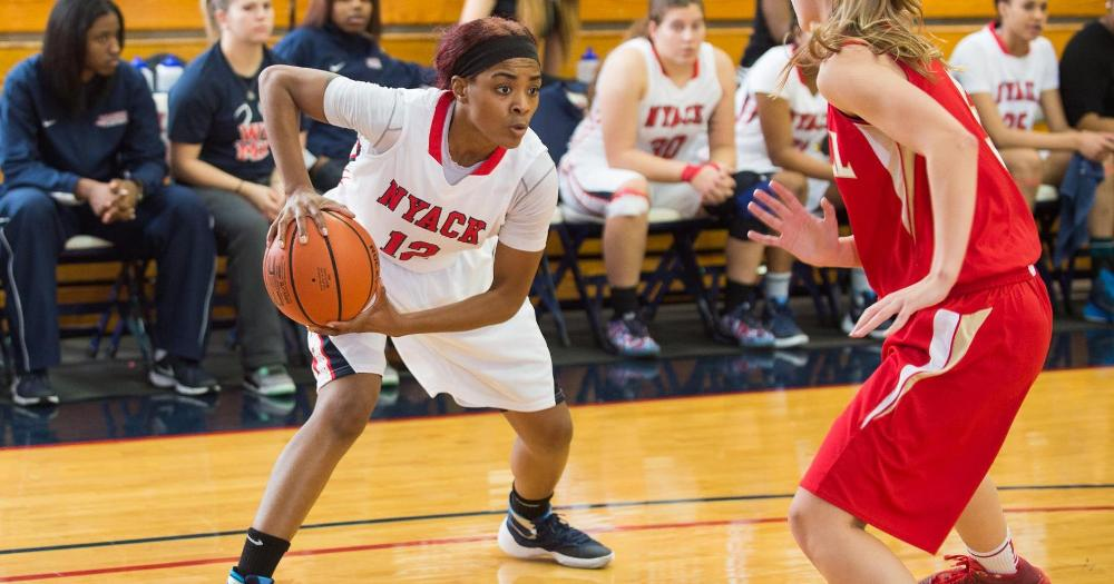 Women's Basketball Upended by Caldwell in CACC Action, 76-72