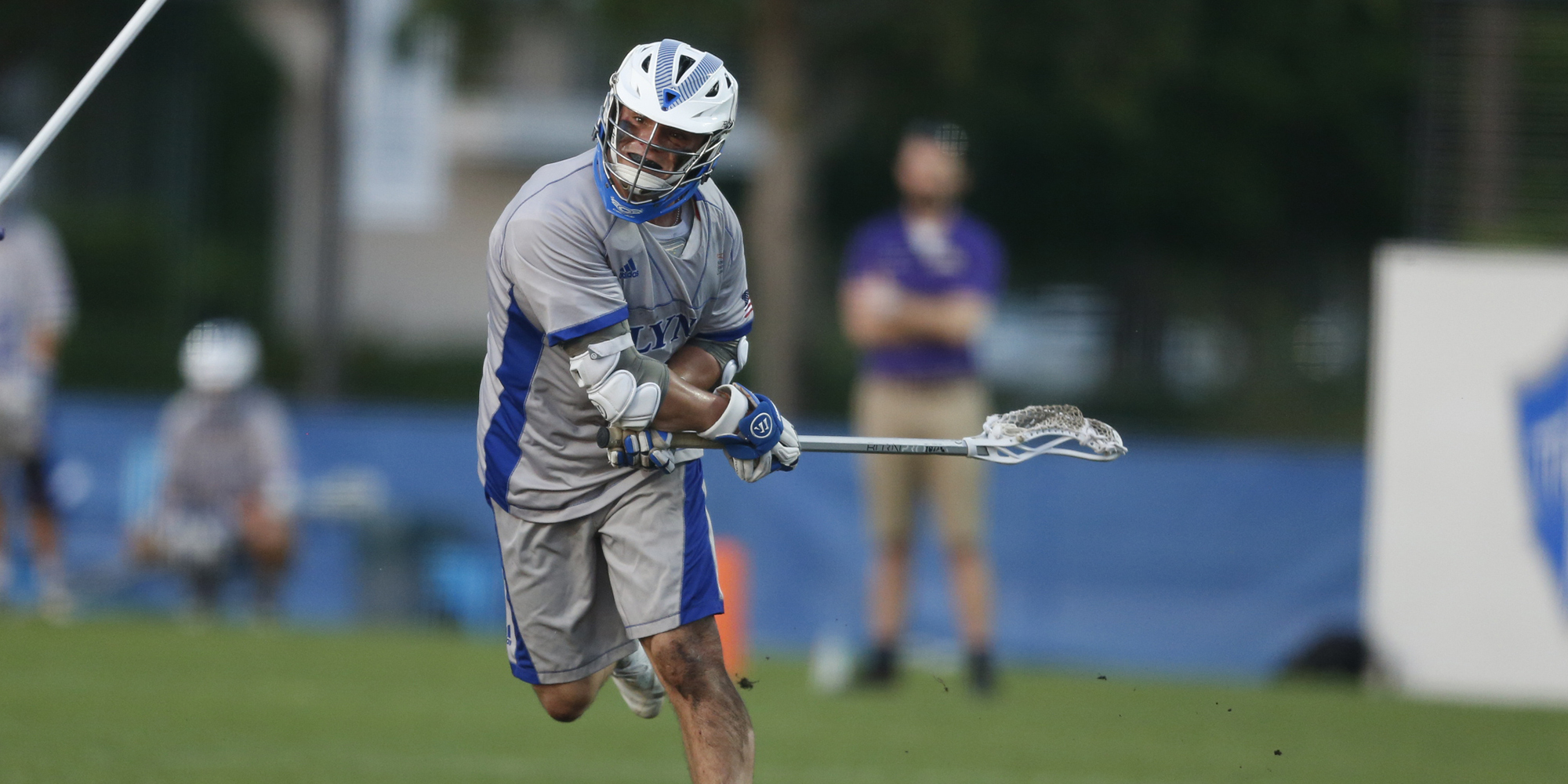 Down Goes Goliath! McCabe's Game-Winner Seals Men's Lacrosse's First-Ever Victory over No. 16 Tampa
