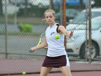 Wildcats Fall to Sage 6-3 in Opening Day of Women's Tennis