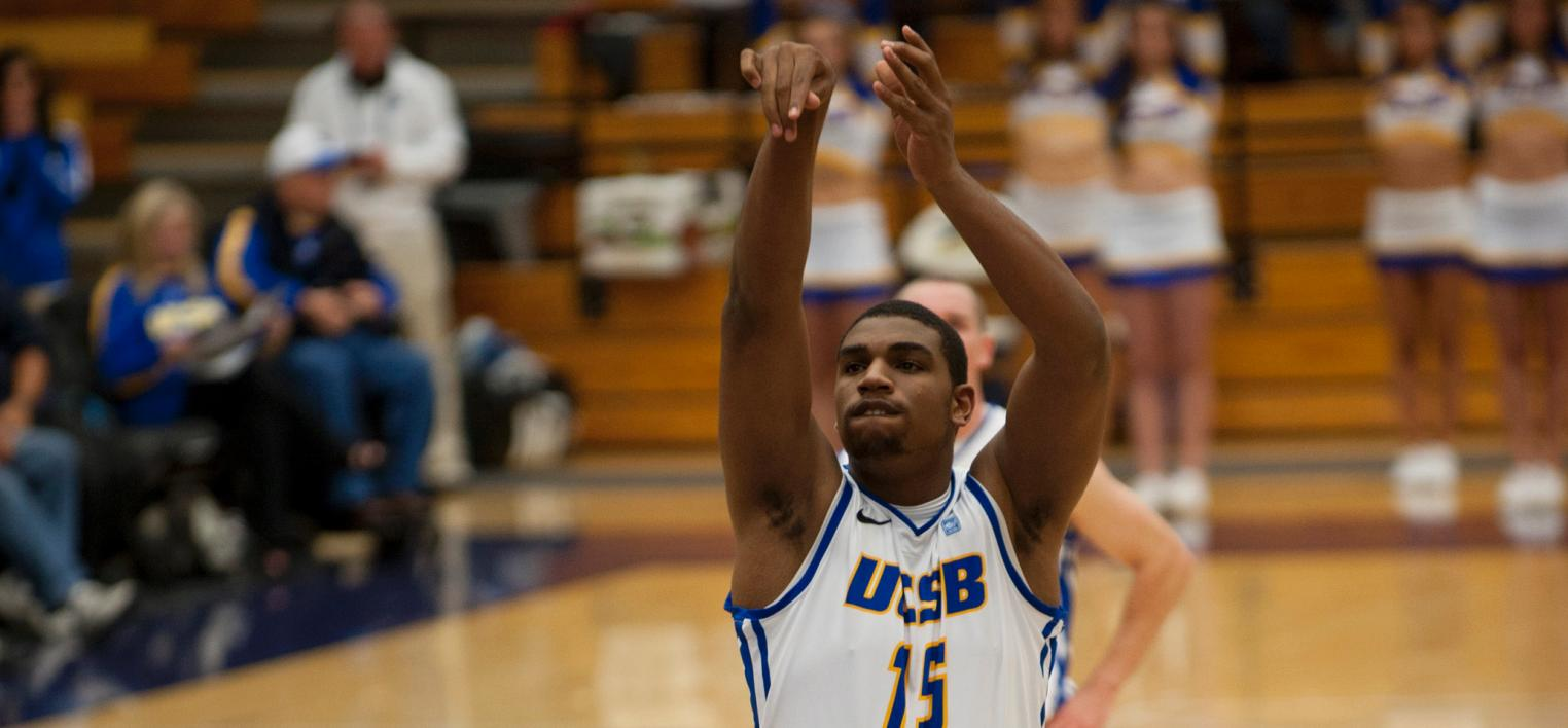 Long Beach Blows Past UCSB, 71-48