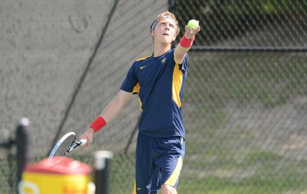 Staab Leads the Way for Coker Men at ITA Fall Regional