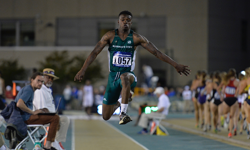 ARMSTEAD MOVES ON TO NCAA CHAMPIONSHIPS AFTER PLACING FOURTH IN TRIPLE JUMP