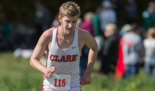 Men's Cross Country Takes Part In Conn College Invite