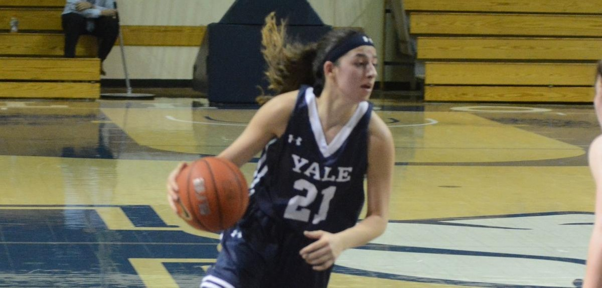 Yale Falls to Princeton at Home