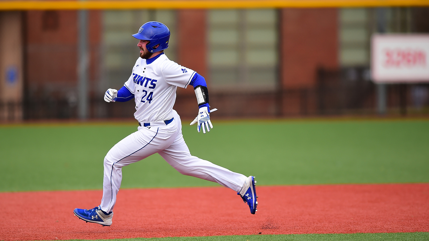 Baseball Cruises Past Bison In Wednesday Night Matchup