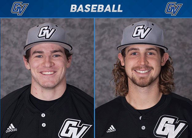 Lakers Sweep GLIAC Baseball Player of the Week Honors