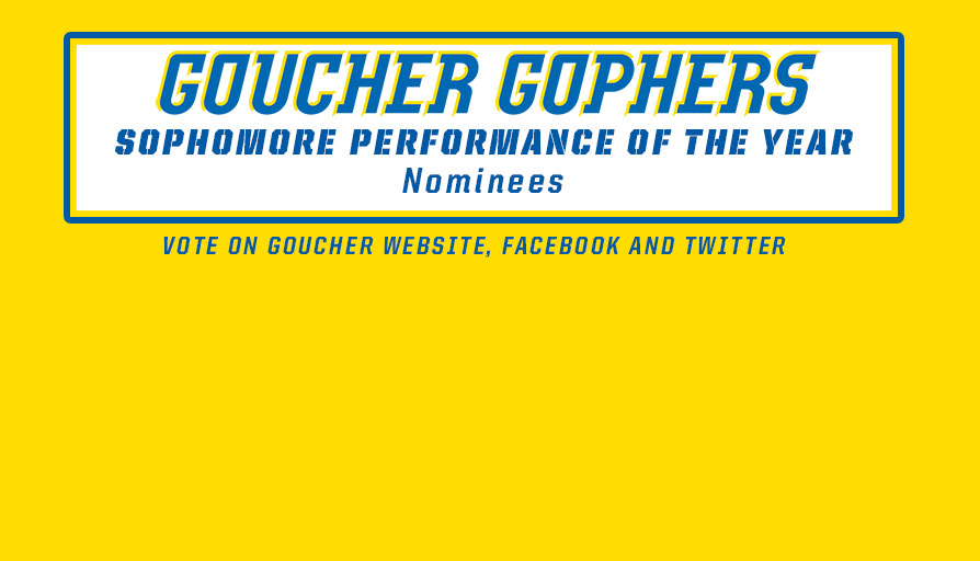 VOTE For Sophomore Performance Of The Year