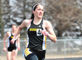 Outdoor Track & Field Athlete of the Week - No. 6