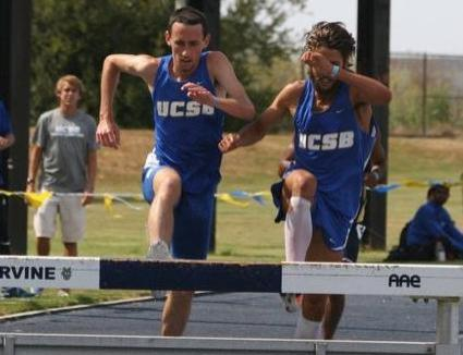 Anthony Masci Sets New PR in 3k Steeple, Finishes Top 10 at Mt. SAC