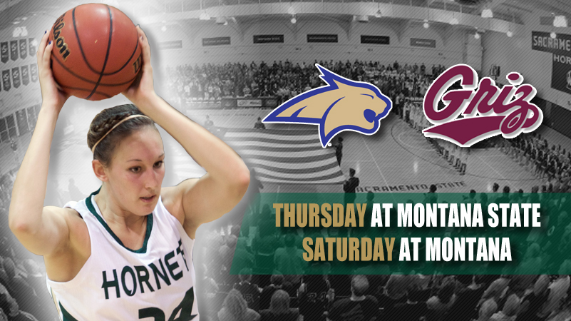 Women's Basketball Opens Big SKy Play at Montana State and Montana this Week