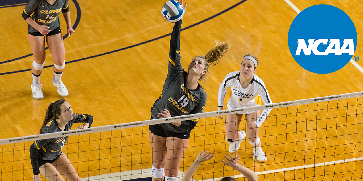 Colorado College Sweeps Berry to Advance to Region Final