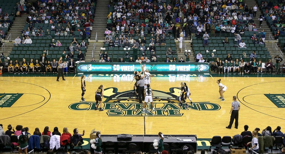 Vikings Earn 76-47 Victory Over NKU On Annual Kids Day