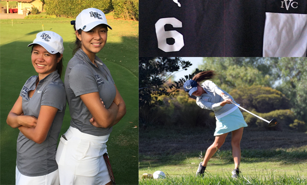 No. 6 Story of the Year - Women's golfers shine, make state