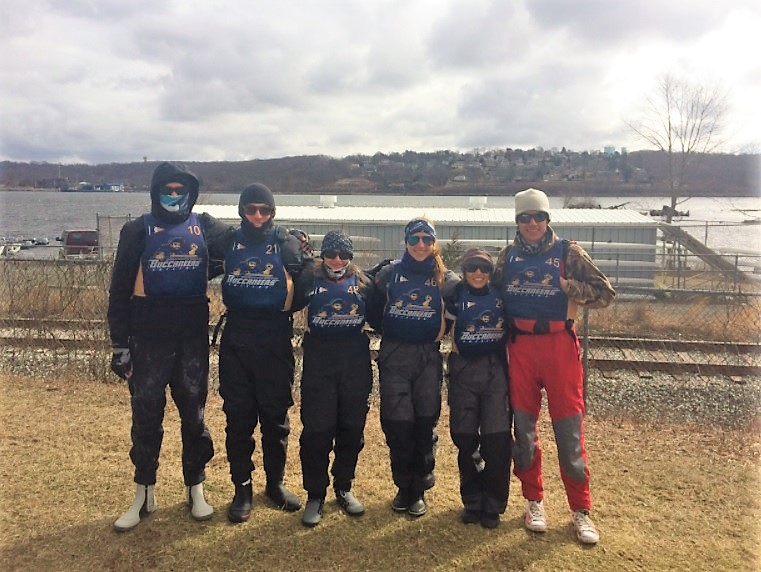 Young Sailing Squad Falls at Tough Staake Regatta
