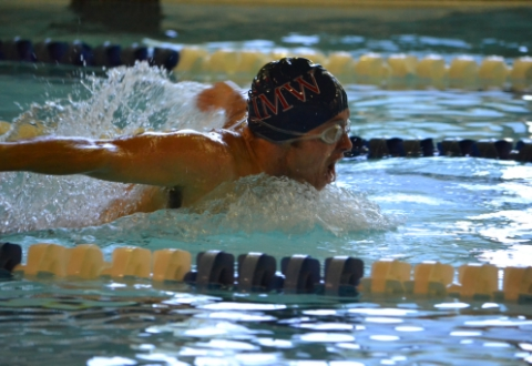 UMW Swimmers Fall to William and Mary