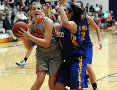 Simerly tabbed Women Play Ball D2 Athlete of the Week