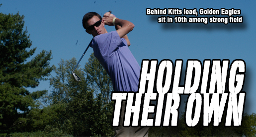 Kitts leads Tech in first round at Hummingbird Intercollegiate