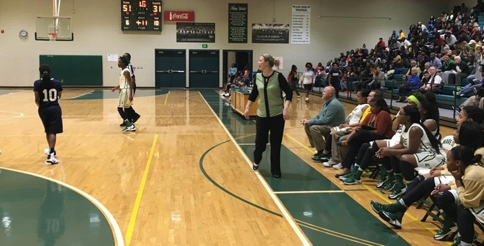 Lady Gators Win Tough Region Game on the Road