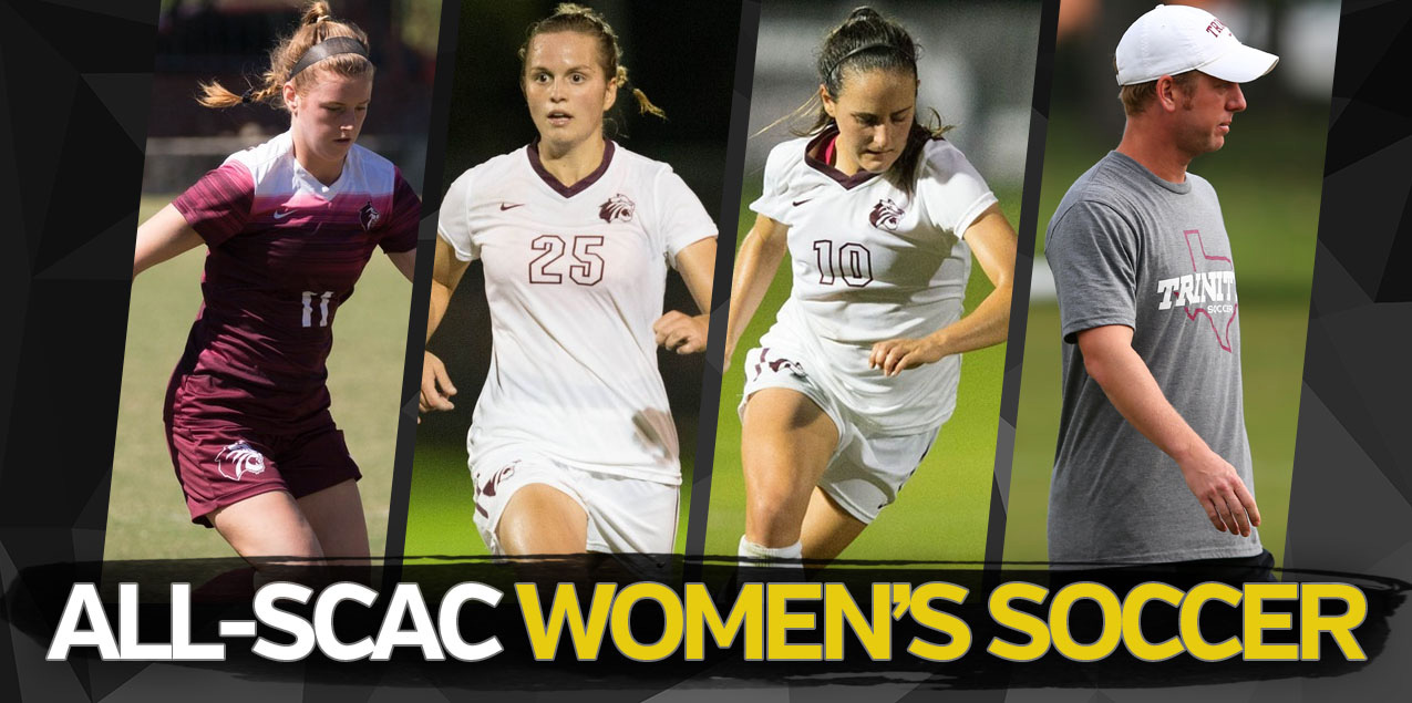 Trinity's Cole, Kelly Highlight 2017 All-SCAC Women's Soccer Selections