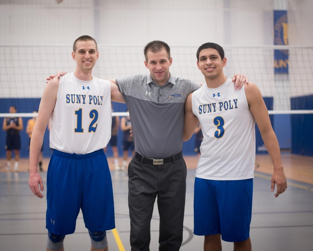 MVB: Wildcats Celebrate Senior Day; Go 2-1 in Non-Conference Weekend Series.