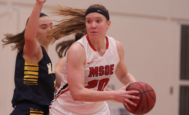 Denfeld Tabbed as NACC Player of the Week