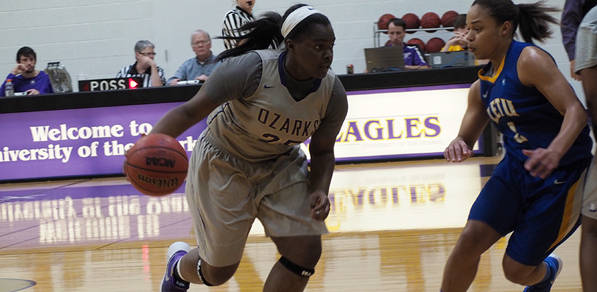 Ozarks Women Fall To LeTourneau