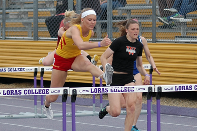 Cord wins javelin at IIAC Championships