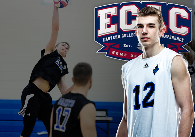 Safley tabbed ECAC DIII South Rookie of the Week