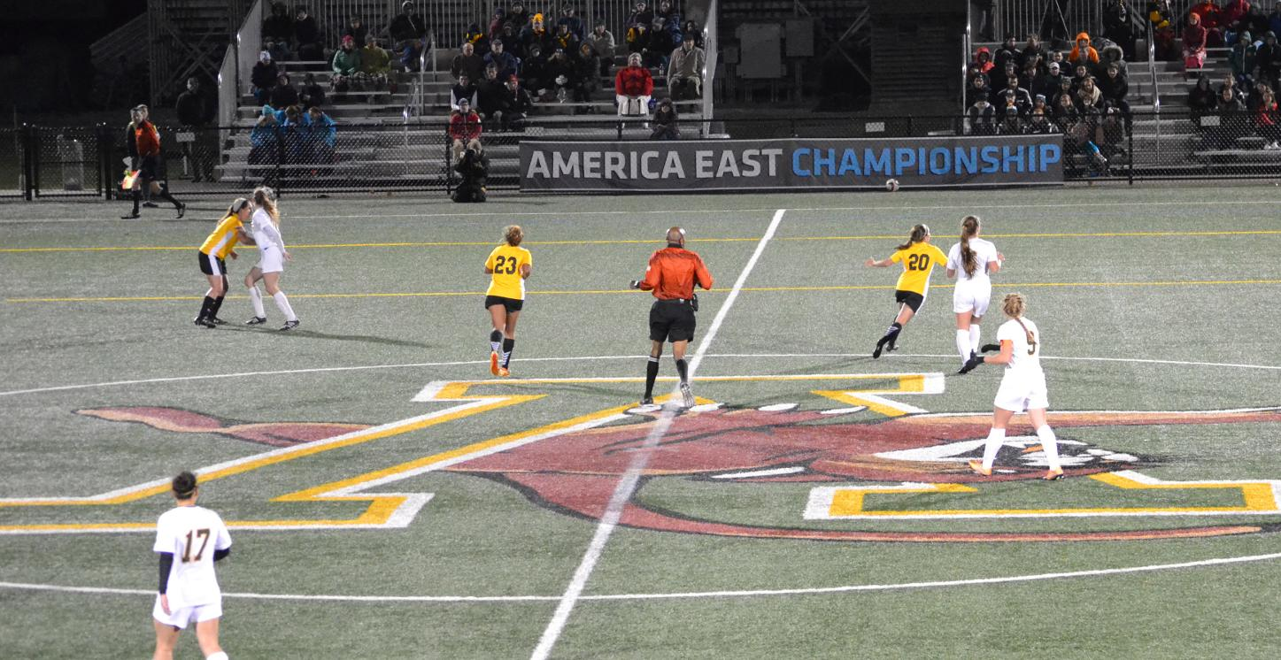 UMBC Women's Soccer Edged, 1-0, By Vermont in America East Quarterfinals