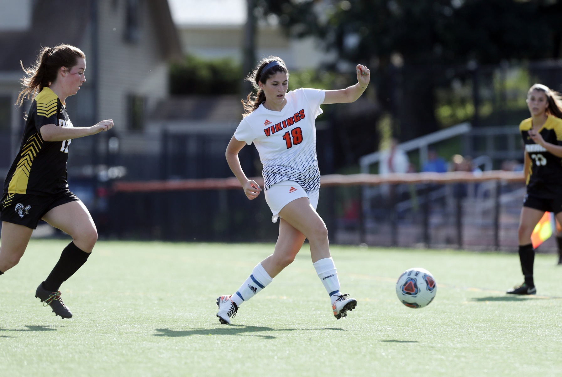 McFall Scores Twice in Salem State's 3-0 Quarterfinal Win