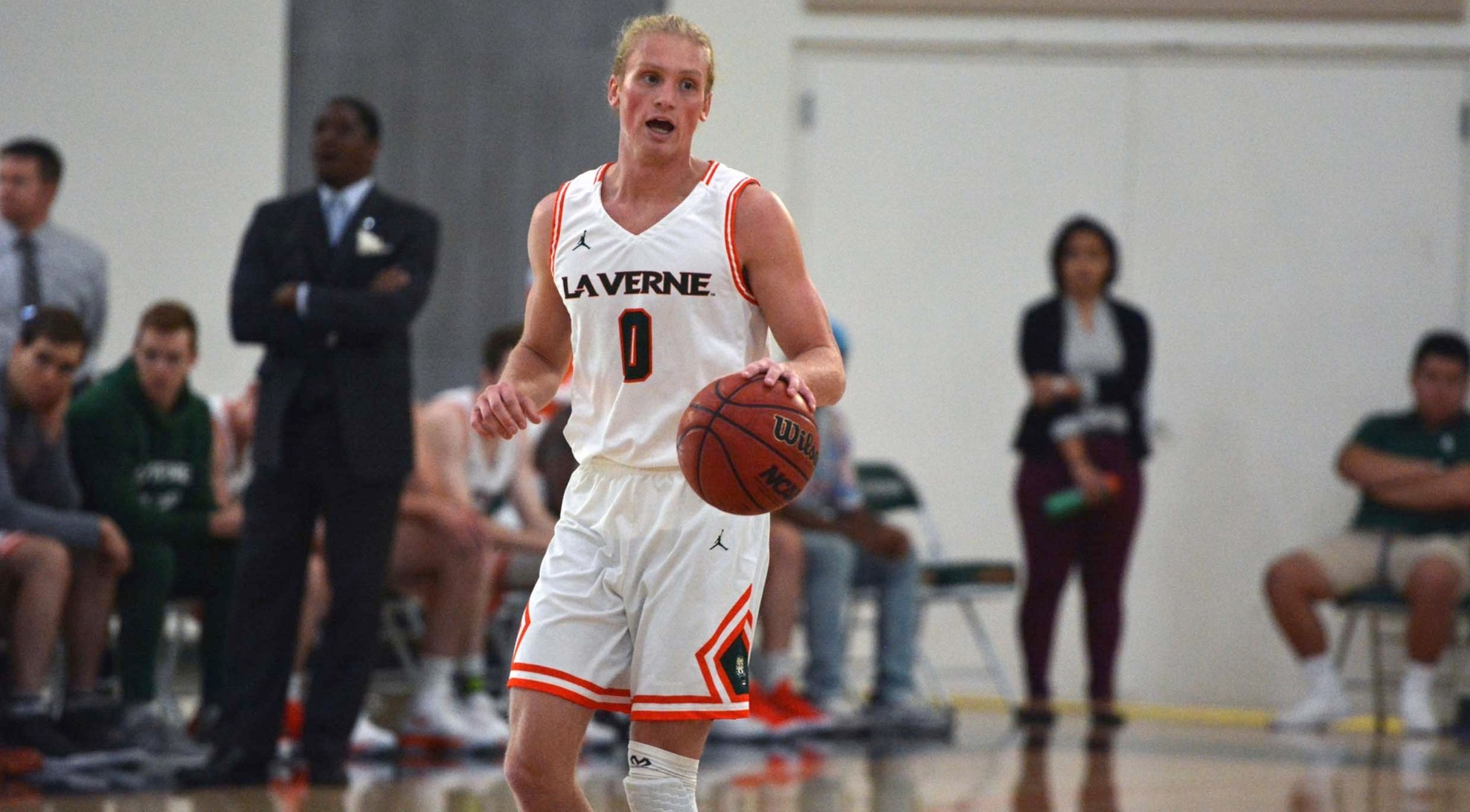 Currie scores career-high at Chapman