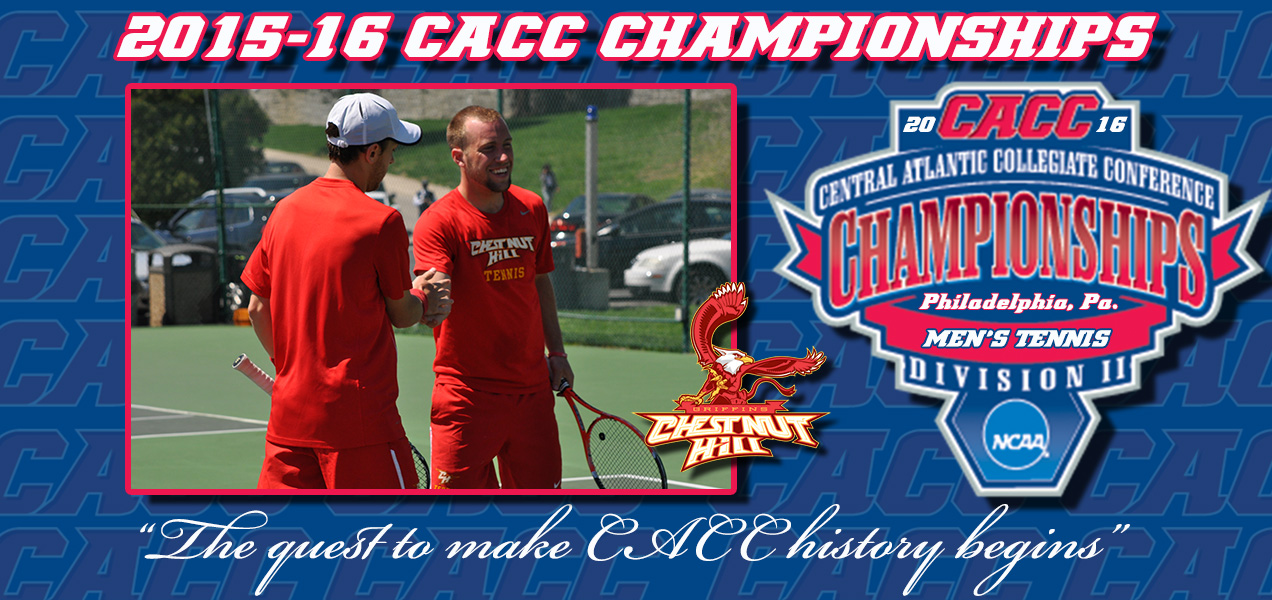 Chestnut Hill Selected to Host 2016 CACC Men's Tennis Championship