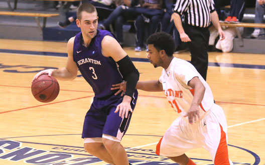 Ross Danzig was named second-team preseason All-American today by D3hoops.com.