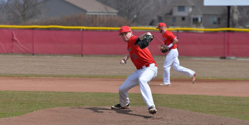 Cardinals Post Mid-week Sweep over Rochester College