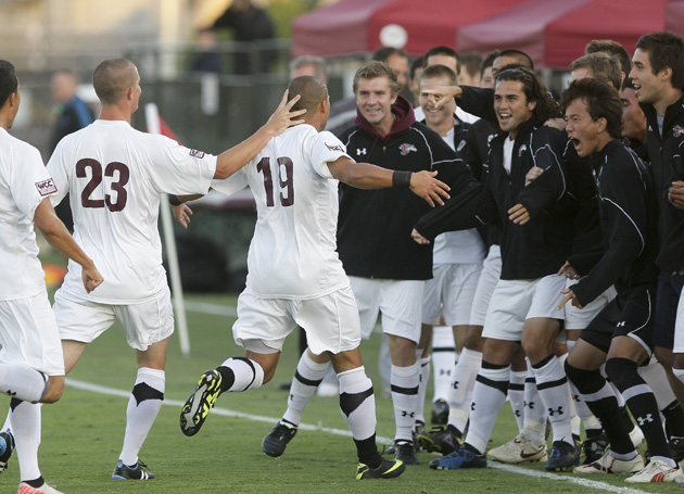 SCU Men's Soccer Hosting Critical WCC Matches This Weekend
