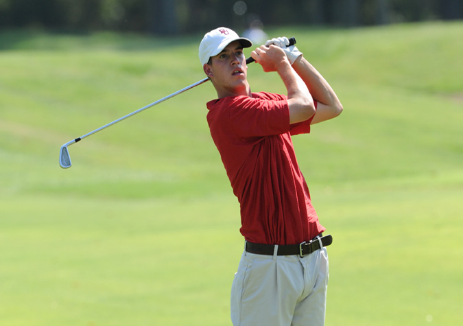 Men's Golf Finishes 14th at the Mason Rudolph Championship