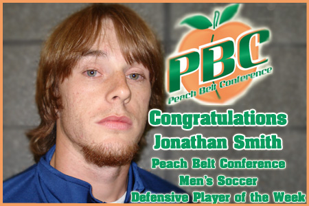 Smith earns PBC Player of the Week honors