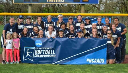 CWRU Softball Captures Notre Dame Regional; Heading to NCAA Super Regional