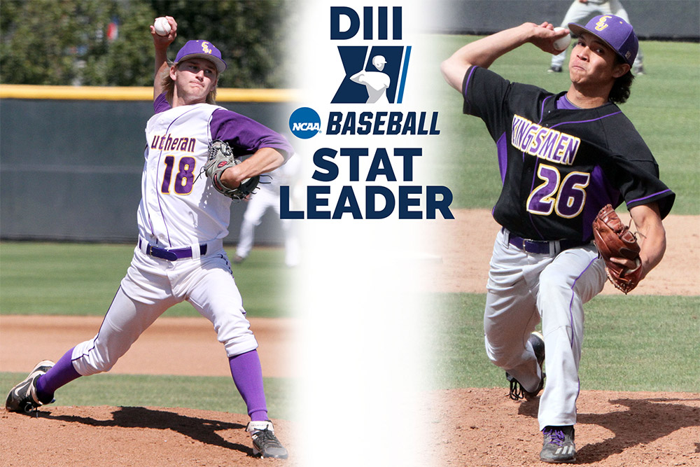 Pautsch, Salud Lead Division III in Statistical Categories