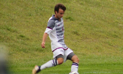 McHugh Scores Two in 3-1 Victory