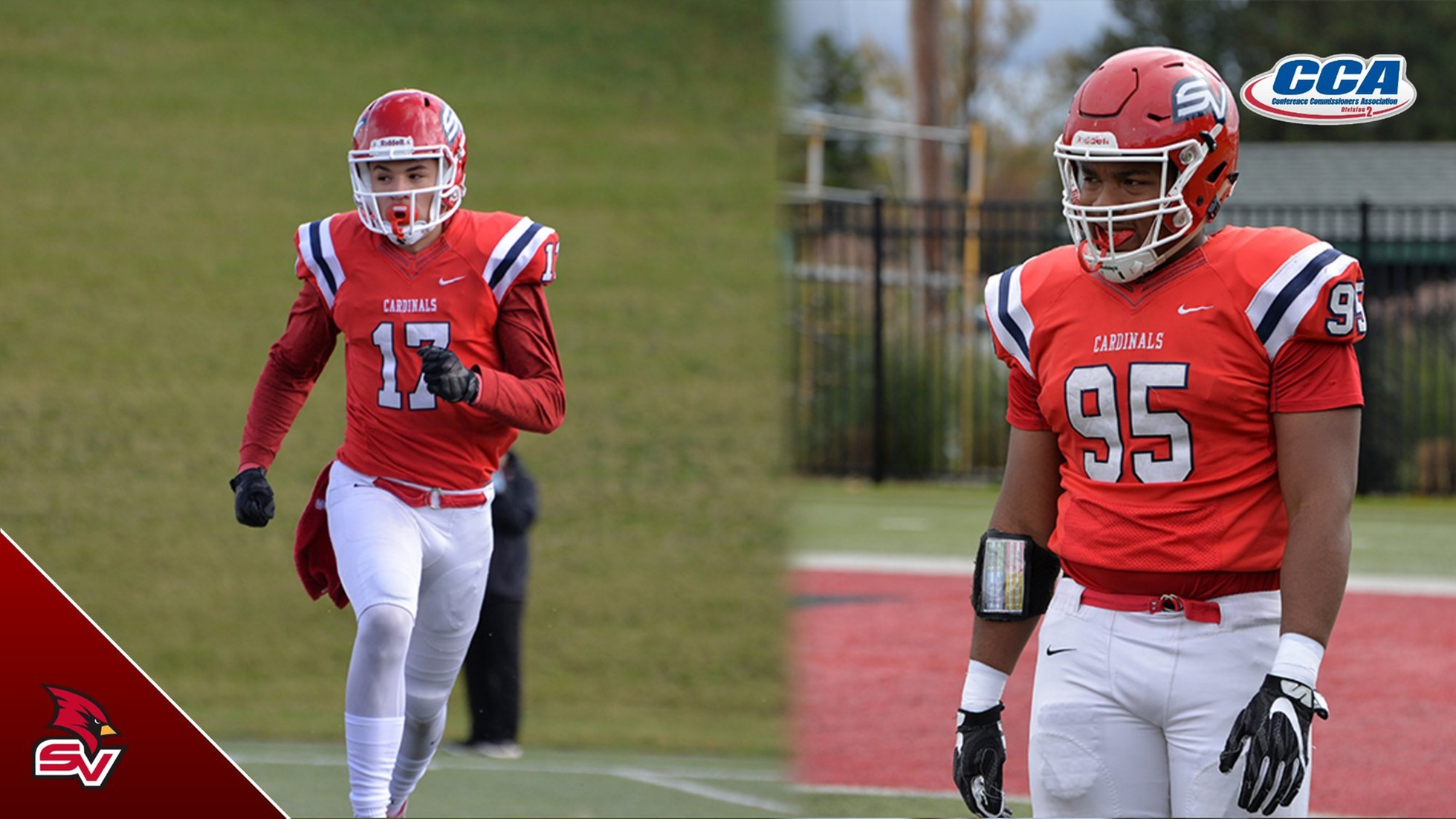 Gailliard, Williams earn D2CCA All-Super Region #3 Honors