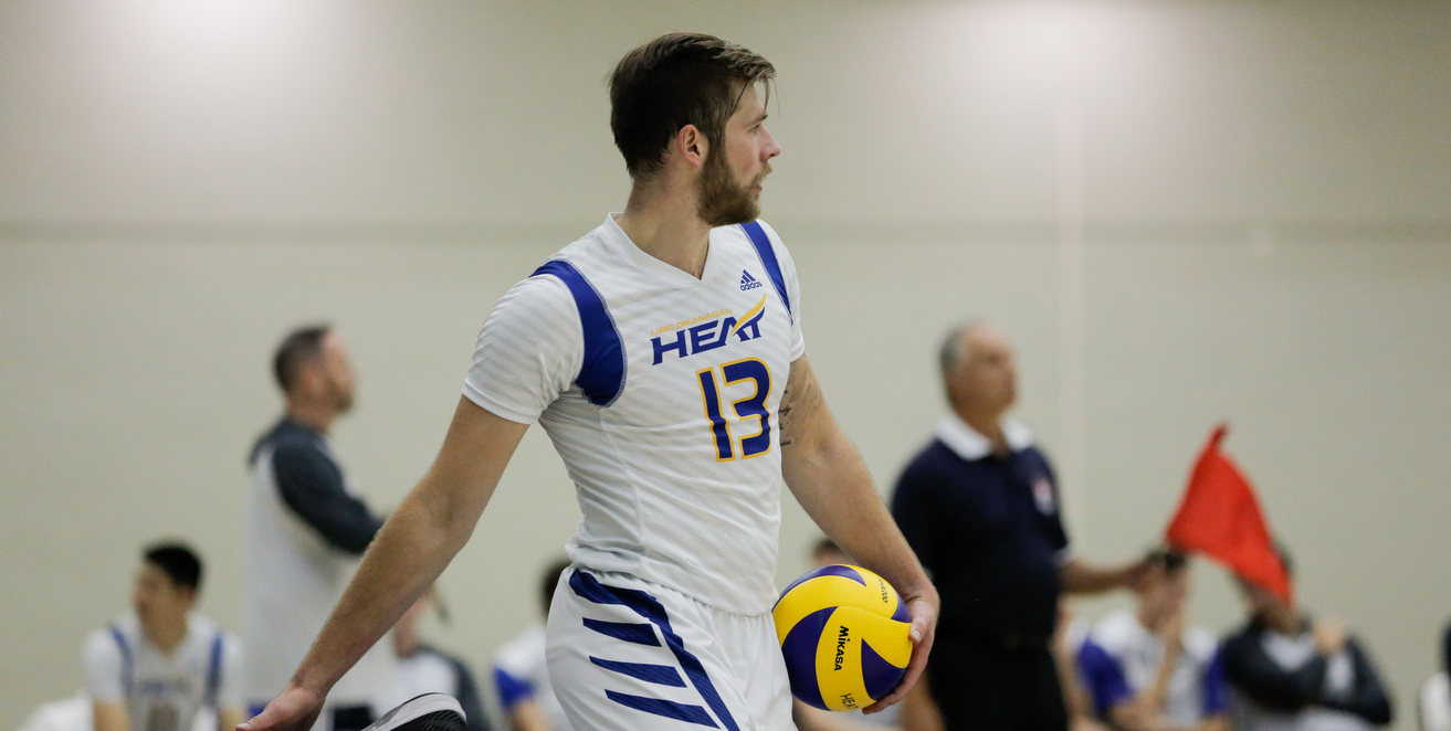 RECAP: Heat drop second straight to MacEwan to close out opening weekend