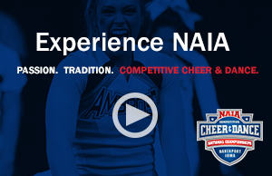 NAIA Cheer Dance Championships Video