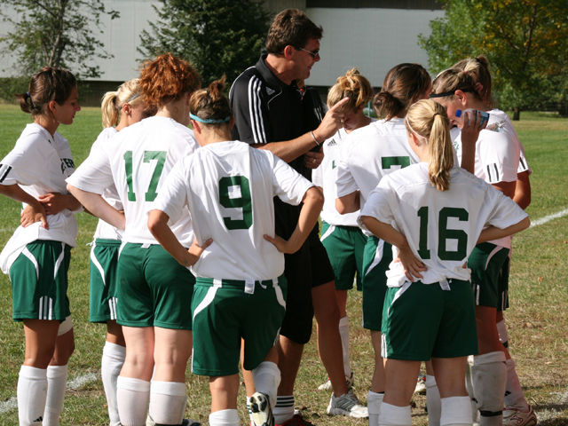 Women's Soccer Preview: Storm Look to Grow Up Quickly in 2010