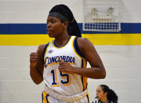 Clippers Women's Basketball Falls to CACC North Division Foe Dominican (N.Y.)