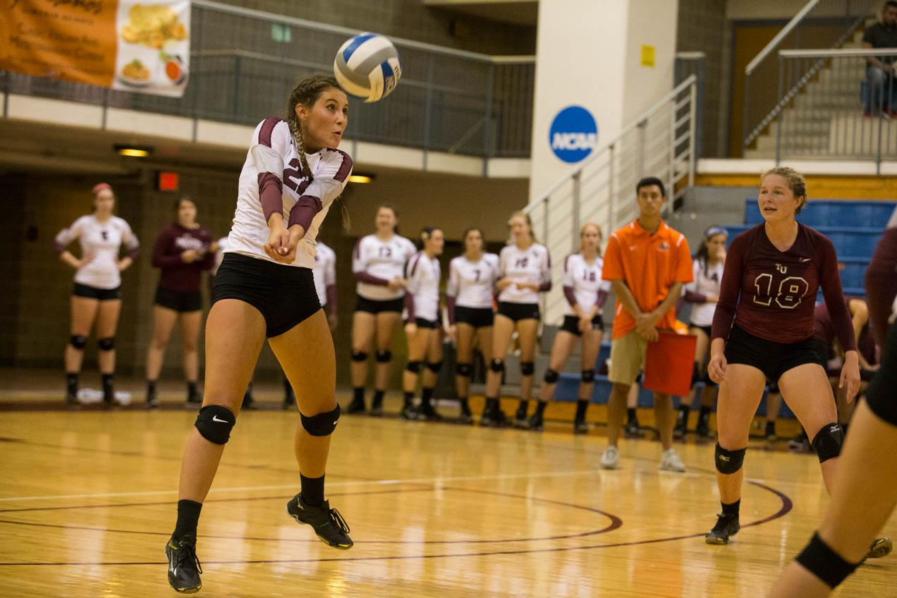 Azusa Pacific Volleyball