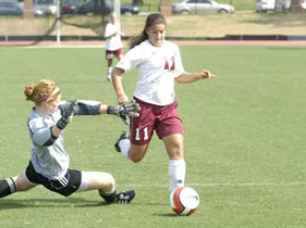 Lenoir-Rhyne, Wingate Earn Bids to NCAA Division II Women's Soccer Championship