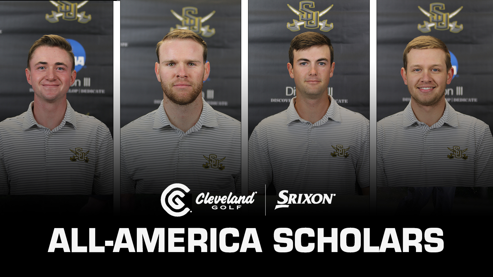 Four Pirates Named Golf DIII All-America Scholars
