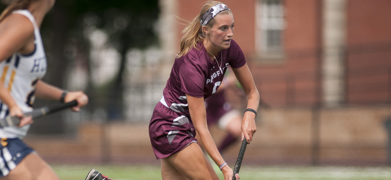 Field Hockey Suffers Non-Conference Setback to No. 12 Trinity College