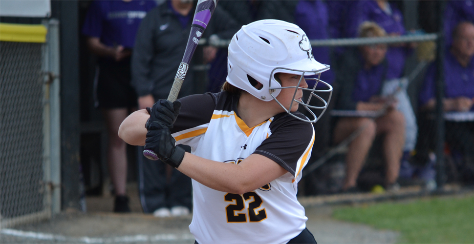 UMBC Softball Drops Two to Albany